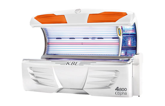 KBL 4800 Alpha Tanning Bed
