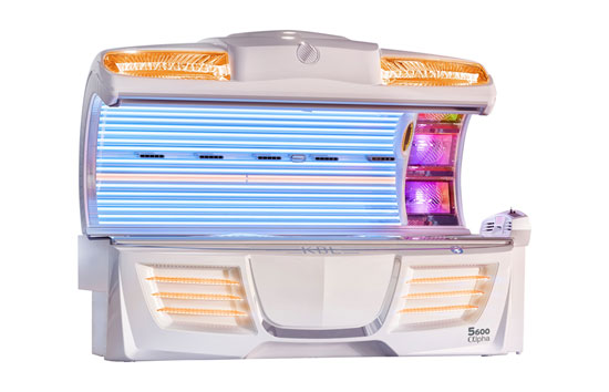 KBL 5600 Alpha Tanning Bed