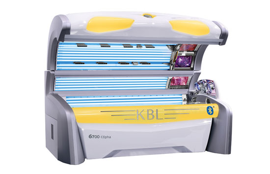 KBL 6700 Alpha Tanning Bed