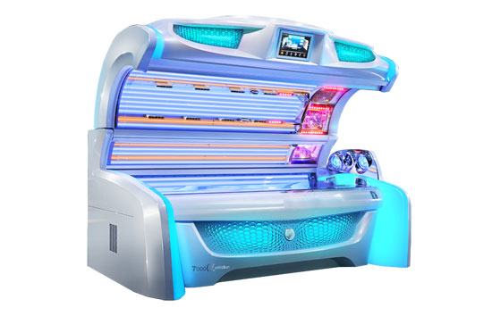 KBL 7000 Alpha Tanning Bed