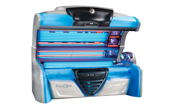 KBL 7900 Alpha Deluxe Tanning Bed