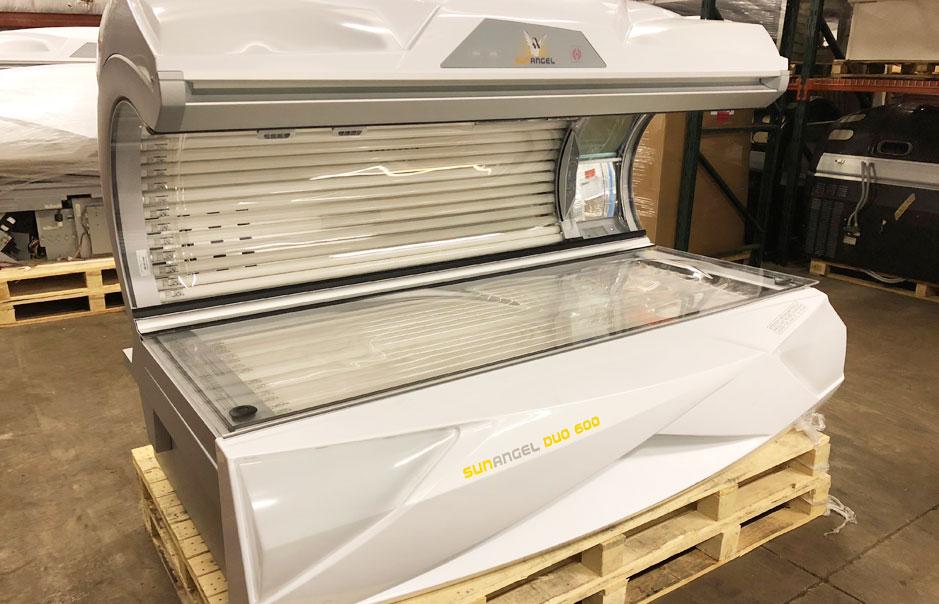 Ergoline Sunangel Duo 600 Used Equipment